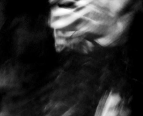 Zola Jesus concert Amsterdam - Art photography Ruud van Ooij