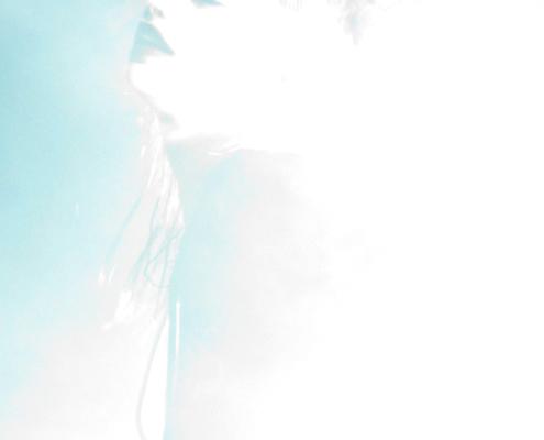 Crystal Castles concert Amsterdam - Art photography Ruud van Ooij