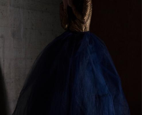 Fashion editorial Haruco-vert Zero