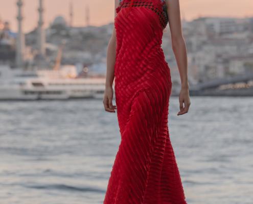 Fashion editorial Istanbul