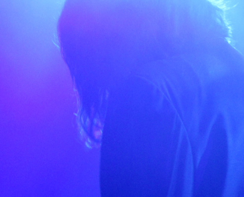Sarah Blasko concert Amsterdam - Art photography Ruud van Ooij