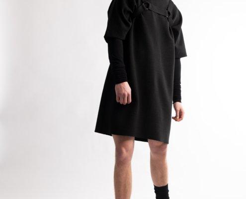 Fashion photographer Amsterdam editorial modern masculinity unisex fashion Haruco-vert