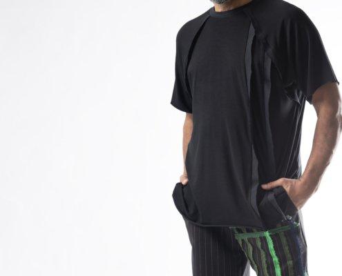Fashion photographer Amsterdam - model Robson Lima - fashion Haruco-vert