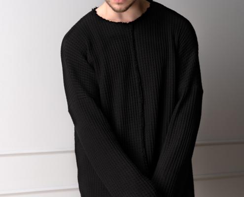 Fashion photographer Amsterdam - model Jeroen Kerkhof / Jaye Kaye