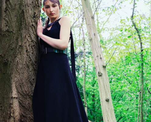 Siren Fashion photography Ruud van Ooij Model: Aimee